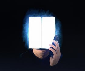 Thumb inside whitebox